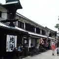 写真: 倉敷地酒屋通り!130806