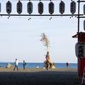 Photos: 大磯の左義長ゲート!140112