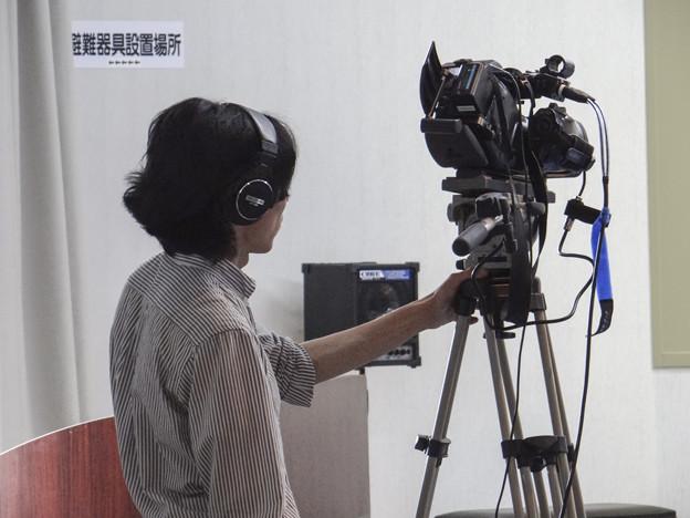 里庄町のケーブルテレビで収録していただきました