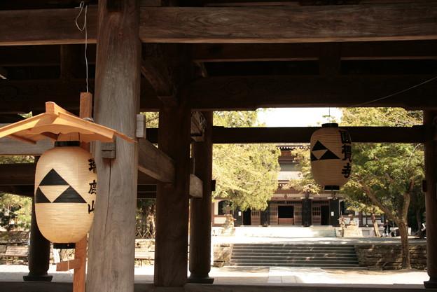 円覚寺 三解脱門