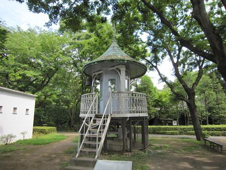 上野消防署(旧下谷消防署)望楼上部