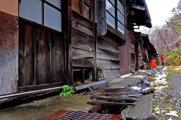 Photos: 足尾の廃屋