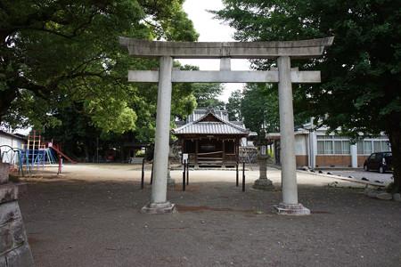 木ノ下城(愛宕神社) - 01
