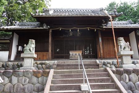 木ノ下城(愛宕神社) - 05