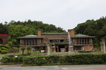 明治村・帝国ホテル中央玄関 - 004