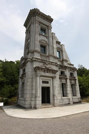 明治村・川崎銀行本店 - 006