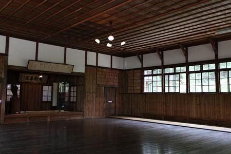 明治村・第四高等学校武術道場「無声堂」 - 044