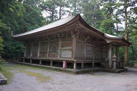 大山寺阿弥陀堂 - 1