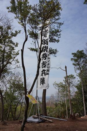 平井山ノ上付城(秀吉本陣跡) - 05