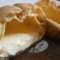 大きなシュークリーム【山崎製パン】