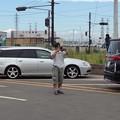 Photos: 仙台港のカメラ小僧ww