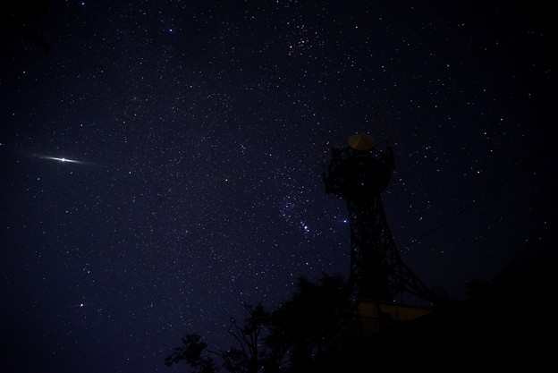 立里の星空 20130906
