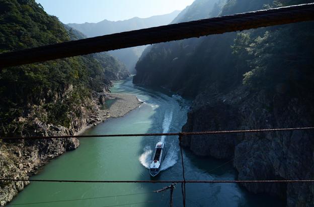 山彦橋から