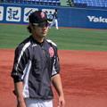Photos: 堂上直倫選手