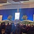 Photos: 桑名さん葬式