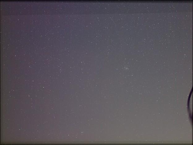 デジカメ天体写真(固定撮影)の方法 その?DSSにてコンポジット処理後