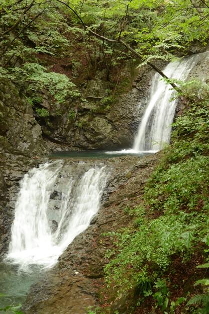 太閤下ろしの滝