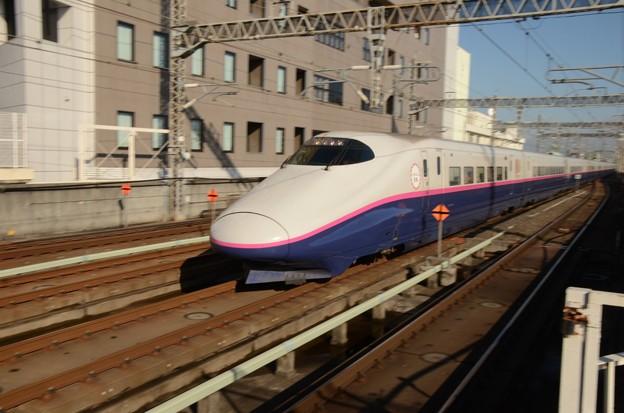 Photos: E2系やまびこ124号宇都宮駅通過! やまびこなのに....(・。・;