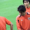 Photos: うっちーってホンマに美しいなぁ。こんなサッカー選手が存在してるなんて奇跡よなぁ。