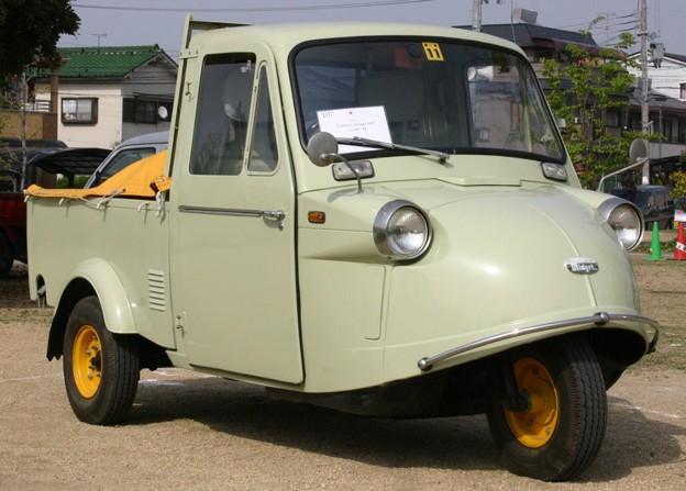 ダイハツ ミゼットMP5型