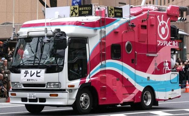 フジテレビ HD移動中継車「R-1」