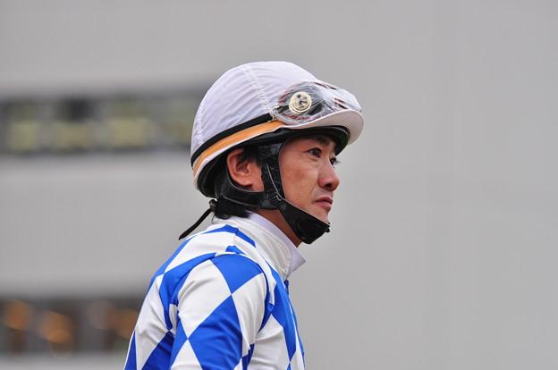 Photos: 田中勝春騎手