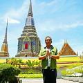 Photos: 仲良しスタッフとのタイ・バンコク、パタヤ、ヤン島と、観光、食事、...