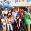 Photos: 江ノ島の「ABCafe(エビカフェ)」のガーリックスュリンプ!ビールにピッ...