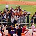 Photos: 神奈川大会最後の校歌が歌えました!横浜高校優勝!平塚学園も頑張っ...