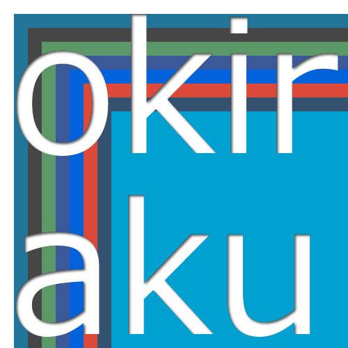 okiraku icon color