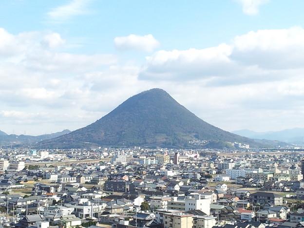 賀正だぜ讃岐富士