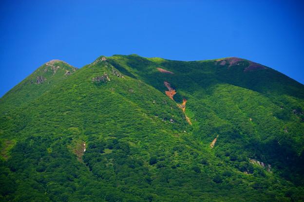 日本百名山 津軽富士 岩木山