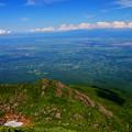 Photos: 岩木山より津軽平野を望む