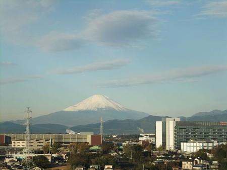 20121115朝富士