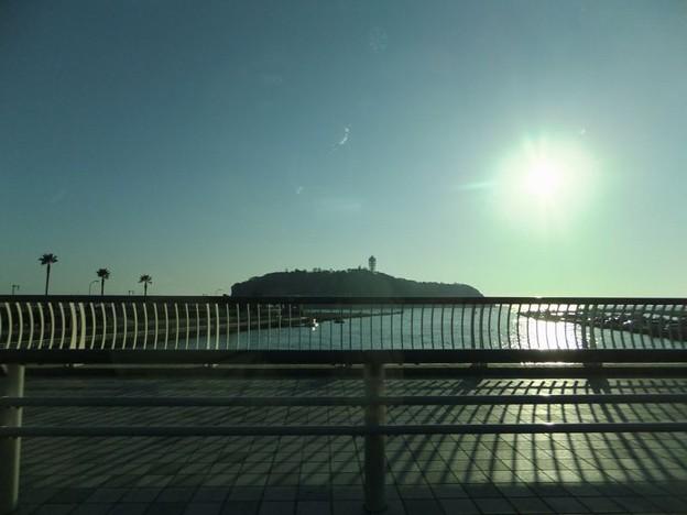 今日の江の島