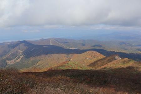 山頂に向かってGO10-8