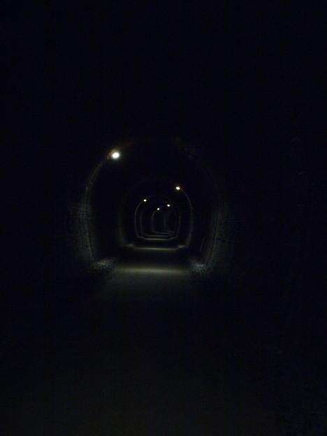 Photos: 異空間トンネル♪