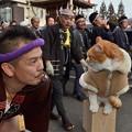 Photos: 神輿先導の若衆