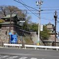 写真: 130506-2中部地方ツーリング・高島城・見えた高島城