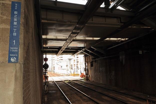 阪堺電車 南霞町停留場