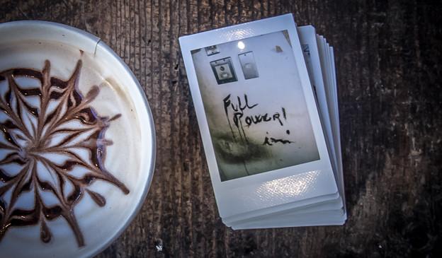 Photos: ラテアートと、FuLL Power!