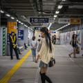 Photos: 新下北沢駅地下道