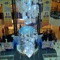 ガーニープラザのセンターが綺麗な飾り・2