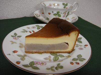 田芋工房 きん田 田芋チーズケーキ