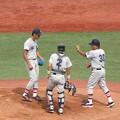Photos: 東京六大学野球 開幕(2013秋)