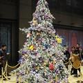 写真: プリンセスクリスマスツリー