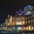 Photos: 東京駅丸の内駅舎ライトアップ