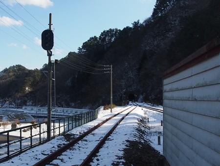 田野畑駅から宮古方向