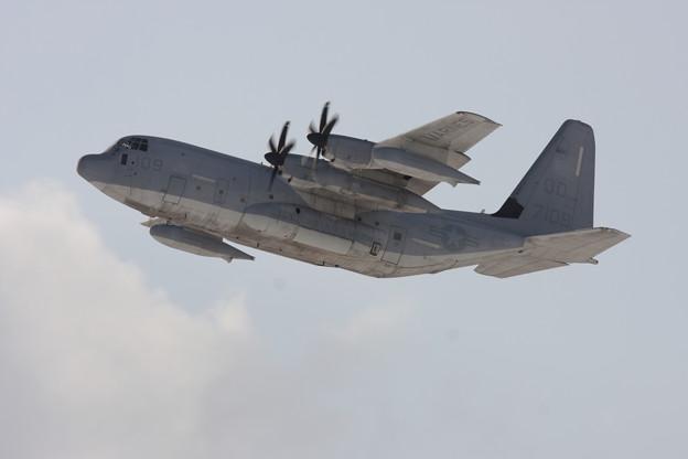 KC-130J 167109 QD CTS 2013.03