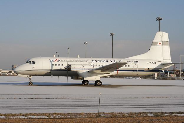 YS-11 JA8720 CTS 2006.12